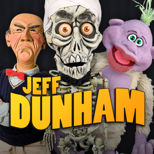 The Jeff Dunham iPhone Application app icon