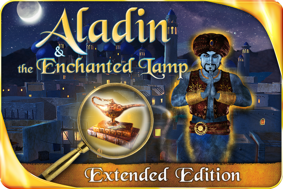 Screenshot Aladin and the Enchanted Lamp – Extended Edition