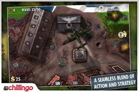 Screenshot iBomber Defense