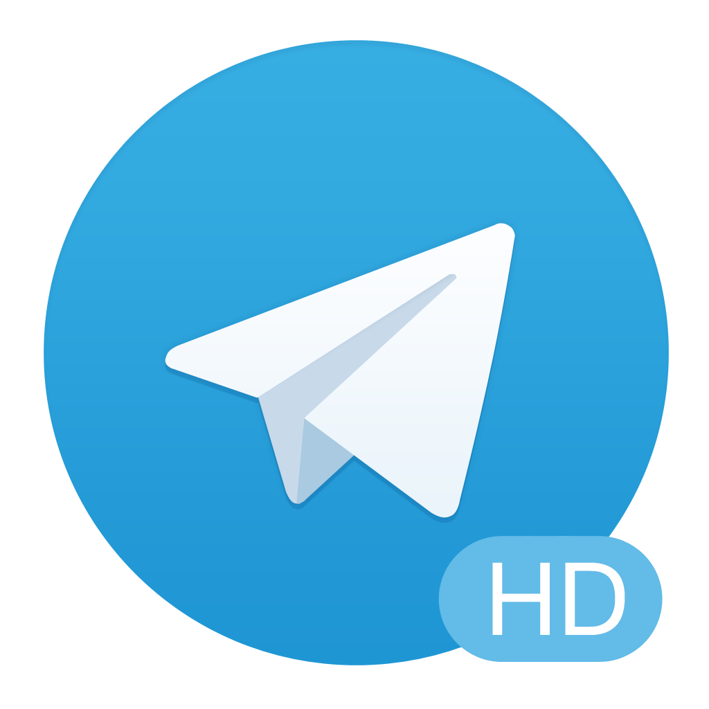 Telegram HD (AppStore Link)