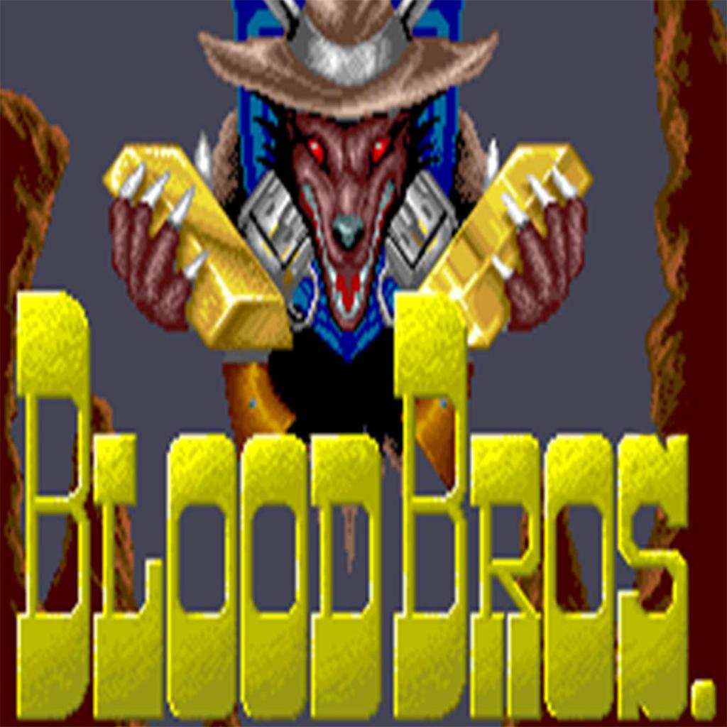 Blood Bros Arcade Machine Free Download Ver 1 1 For
